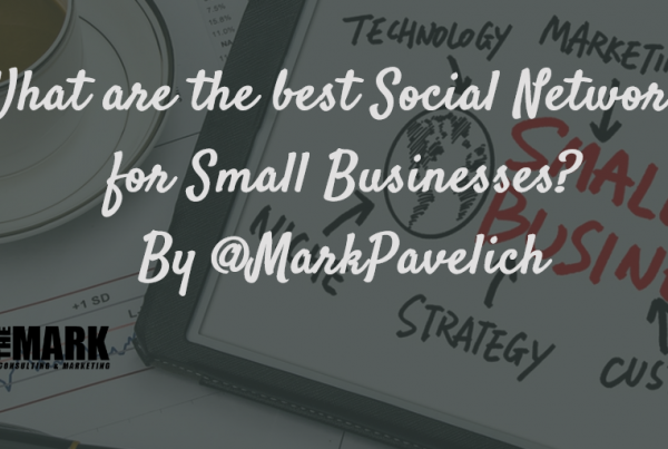 The Mark Social Media Small Business Blog