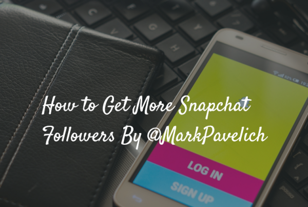 How to Get More Snapchat Followers