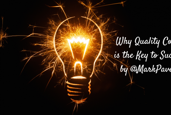 Why Quality Content is the Key The Mark